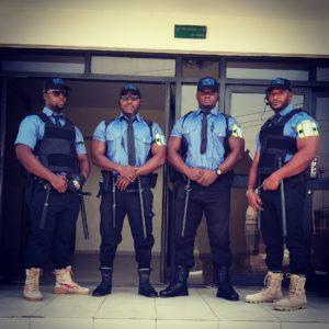 Security + Service Staff